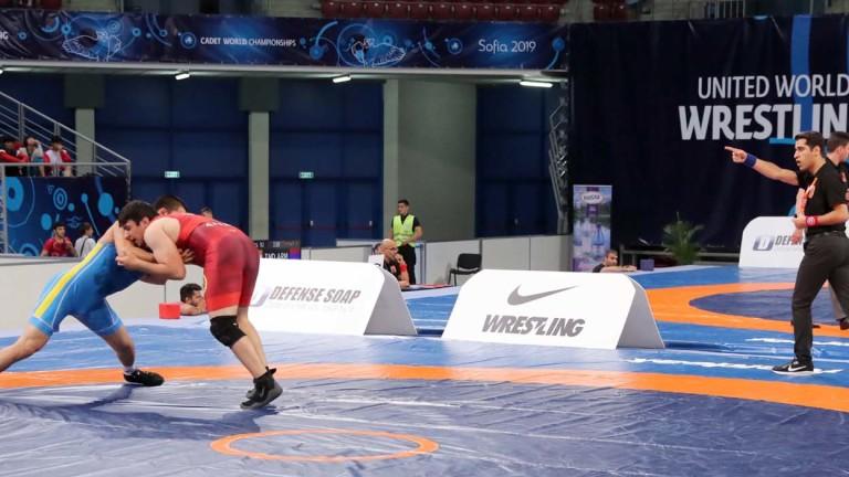 Бургас посреща шампионата за кадети