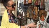 Ивана посрещна 3 март в Родопите (СНИМКИ)