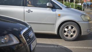 Шофьорка нападна с шамари мъж на кръстовище в Русе