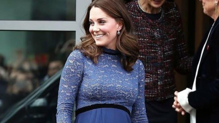 Херцогинята на Кеймбридж и съпруга на принц Уилям - Кейт