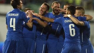Италия не даде върха, азерите капитулираха в Баку (ВИДЕО)