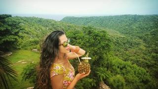 Райна упражнява испански в Куба (СНИМКИ)