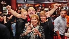 """Ето как празнуваха Съквартирантите след финала на """"ВИП Брадър 2016"""" (СНИМКИ)"""