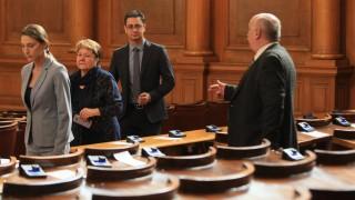 """И депутати от """"Воля"""" помогнаха за кворума в парламента"""