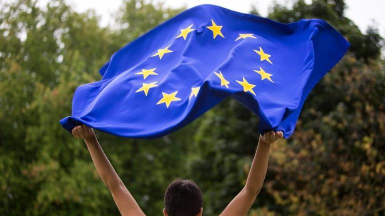 Над 74% от българите подкрепят членството на страната ни в ЕС