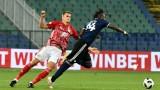 ЦСКА загуби от ФК Копенхаген с 1:2 в двубой от Лига Европа