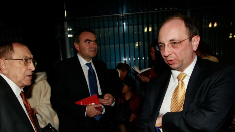 Годината да завърши без дефицит, призова Николай Василев