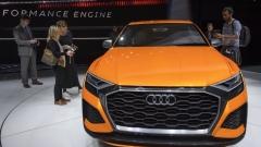 Audi разкри новия си върховен кросоувър SQ8 (ВИДЕО)