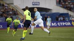 Мирослав Будинов: Аз съм виновен за първи гол