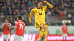 Еден Азар е Футболист №1 на Белгия