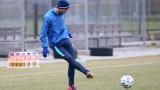 "Радост за ""сините""! Радослав и Борислав Цоневи започнаха тренировки с топка"