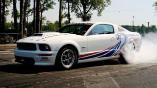 Ford Racing представи Cobra Jet Mustang (галерия)
