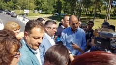 Цветанов разкритикува военния манталитет на президента