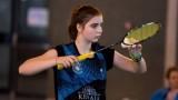 Мария Делчева си осигури минимум сребро в смесения отборен турнир
