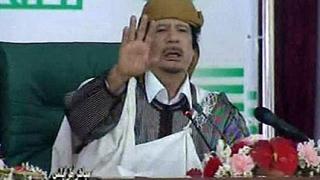 Издадоха заповед за ареста на Кадафи