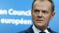 Туск прекъсна срещата на европейските лидери, няма избран председател на ЕК