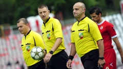 Таско Тасков пак ще надува свирката във Втора лига