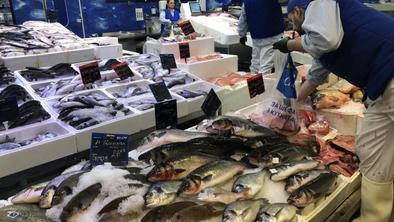 Откриват рибен пазар в София на 5 и 6-ти декември