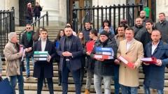 От партията на Васил Божков: България не е колония на САЩ