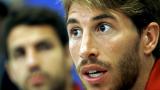 Рамос: Проблемът с Роналдо не е сериозен