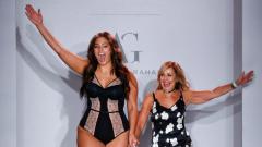 Дебелият супермодел Ашли Греъм отново рекламира бельо (СНИМКИ)