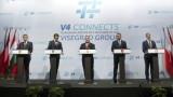 Вишеградската четворка отрече, че е сключила сделка с Германия за мигрантите