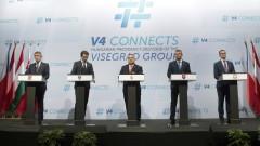 Вишеградската четворка бойкотира минисрещата на върха в Брюксел за мигрантите
