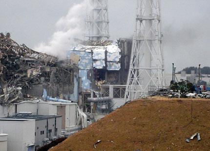"""Температурата в блок №2 на """"Фукушима"""" е под 100 градуса"""