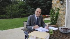 Жак Ширак приет в болница с белодробна инфекция