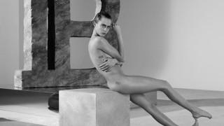 Кара Делевин обича секса