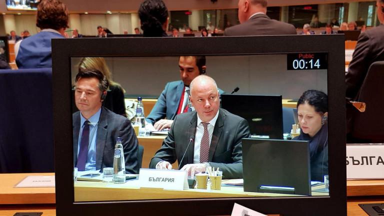 На днешното заседание на Съвета на ЕС още пет страни
