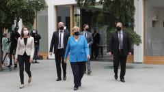 Меркел настоява: Всички в ЕС са длъжни да подкрепят Гърция в конфликта ѝ с Турция