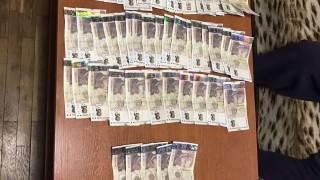 Задържаха далавераджия, печатал и плащал с фалшиви банкноти във Варна