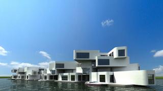 Първият плаващ комплекс в Европа