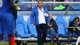 Слуцкий с оправдания и в последното си интервю като треньор на ЦСКА (Москва)