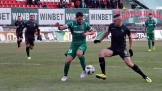 Много спорна дузпа вкара Берое в Топ 4, Ботев (Вр) с втора поредна загуба в Първа лига