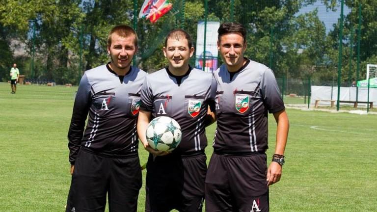 Благой Манов от Благоевград ще ръководи мача от Втора лига
