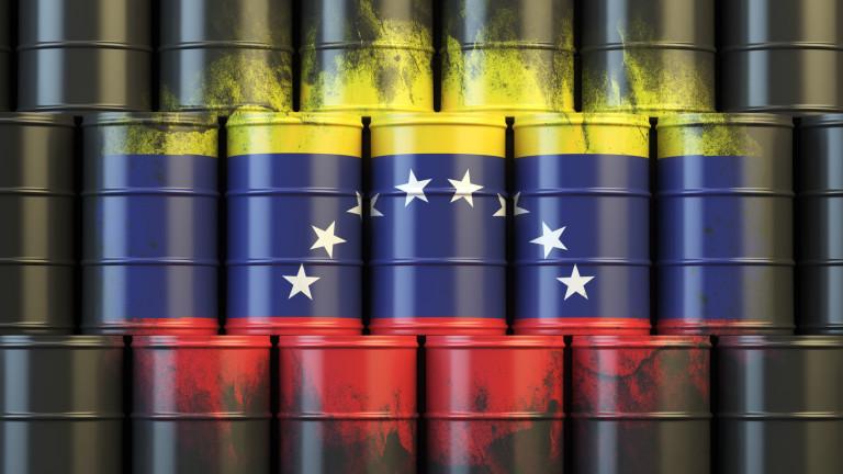 77-годишен срив на производството на петрол във Венецуела