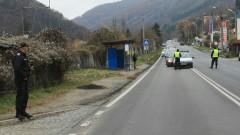 Нова блокада на пътя за пристанище Сомовит