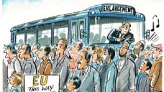 Призракът на разширяването броди из Европа