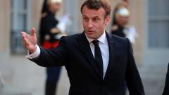 """Макрон предупреди за """"екзистенциална заплаха"""" за Европейския съюз"""
