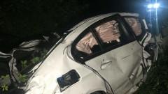 Млад мъж загина след катастрофа с каруца на Подбалканския път