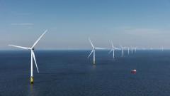 Най-голямата офшорна вятърна централа е почти готова. И тя ще захранва 1 милион семейства