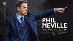 Официално: Фил Невил е новият треньор на Интер (Маями)