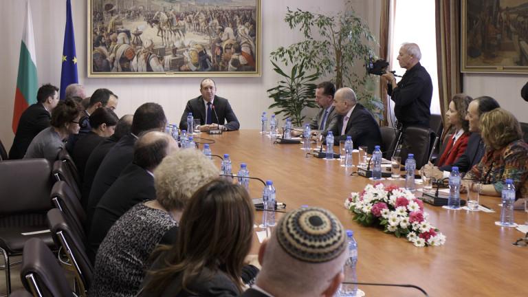 Спасяването на българските евреи - безпрецедентен акт в най-мрачните години на Европа