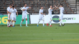 Славия обърна Марица в Пловдив и продължава напред за Купата на България