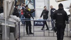 5-етажна сграда рухна в центъра на Истанбул