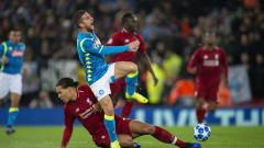 Дрис Мертенс отказа трансфер в Борусия (Дортмунд)