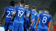 Левски може да срещне тим от Висшата лига в третия кръг на Лига Европа