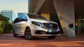 Mercedes пуска пет електромобила в България през 2021 г.